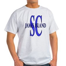 James Island South Carolina T-Shirt