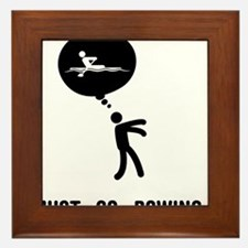 Rowing-C Framed Tile
