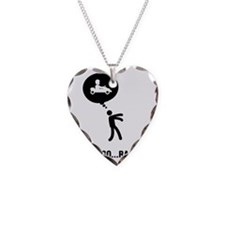 Go-Karting-C Necklace