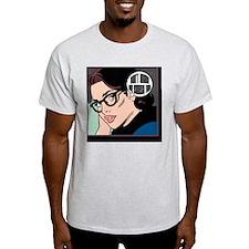 Retro Librarian Humor T-Shirt