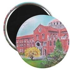 School in color Magnet