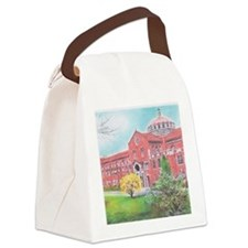 School in color Canvas Lunch Bag