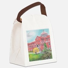 School in color Canvas Lunch Bag