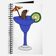 Sea Otter in Margarita Cartoon Journal