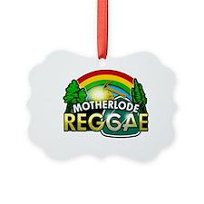 MotherLode Reggae logo Ornament