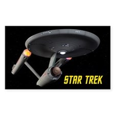 Poster Quality TOS Enterprise Decal