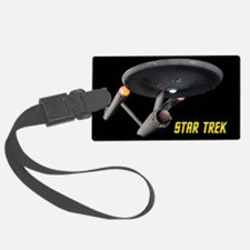 Poster Quality TOS Enterprise Luggage Tag
