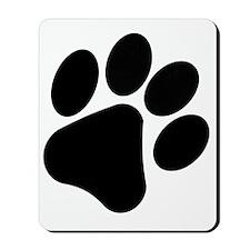 PawPrint Mousepad