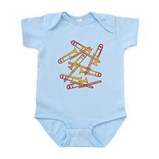 Fiery Trombones Infant Bodysuit
