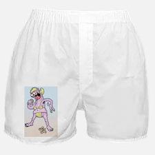 purp-peop-eat-STKR Boxer Shorts