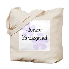 Jr. Bridesmaid Lilac Tote Bag