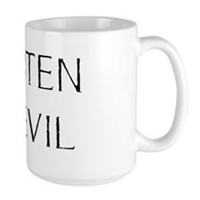 GLUTEN IS EVIL Mug