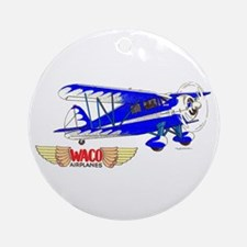 WACO II Ornament (Round)