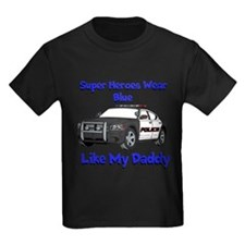 Super Heroes Like Daddy T-Shirt