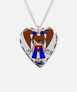 Image4 Necklace Heart Charm