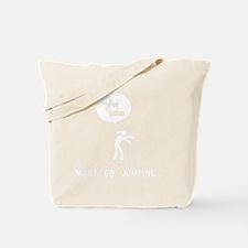 High-Jump-B Tote Bag