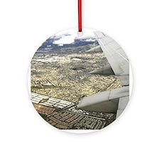 Taking Flight Ornament (Round)