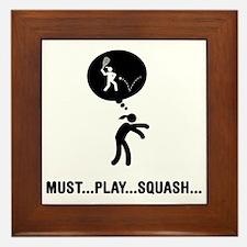 Squash-A Framed Tile