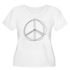 Peace Lines T-Shirt