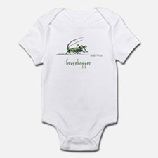 Grasshoppers and Spiders Infant Bodysuit