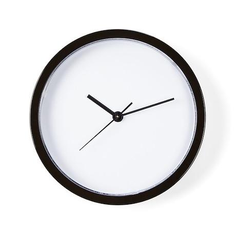 Tug-Of-War-B Wall Clock