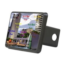 Pershing Square B-side Hitch Cover