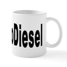 I Love BioDiesel Mug