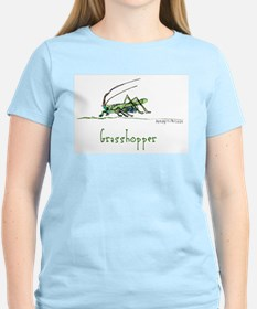 Grasshoppers and Spiders T-Shirt