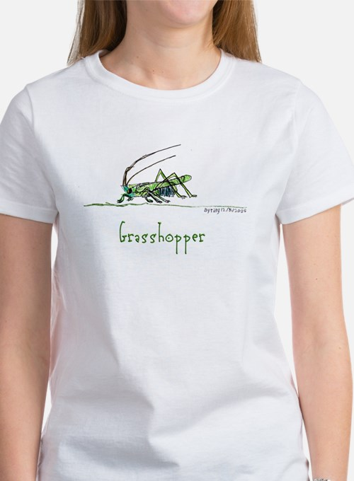 Grasshoppers and Spiders Tee