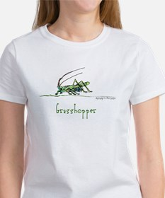 Grasshoppers and Spiders Women's T-Shirt