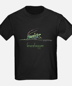 Grasshoppers and Spiders T