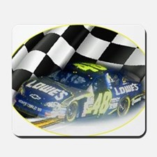 Car 48 Mousepad