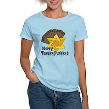 Merry Thanksgivukkah T-Shirt