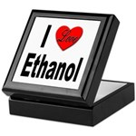 I Love Ethanol Keepsake Box