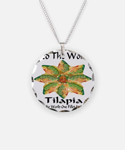Feed The World Tilapia Necklace