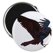 Odin's Raven Magnet