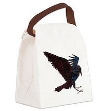 Odin's Raven Canvas Lunch Bag