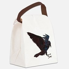 Odin's Raven Canvas Lunch Bag