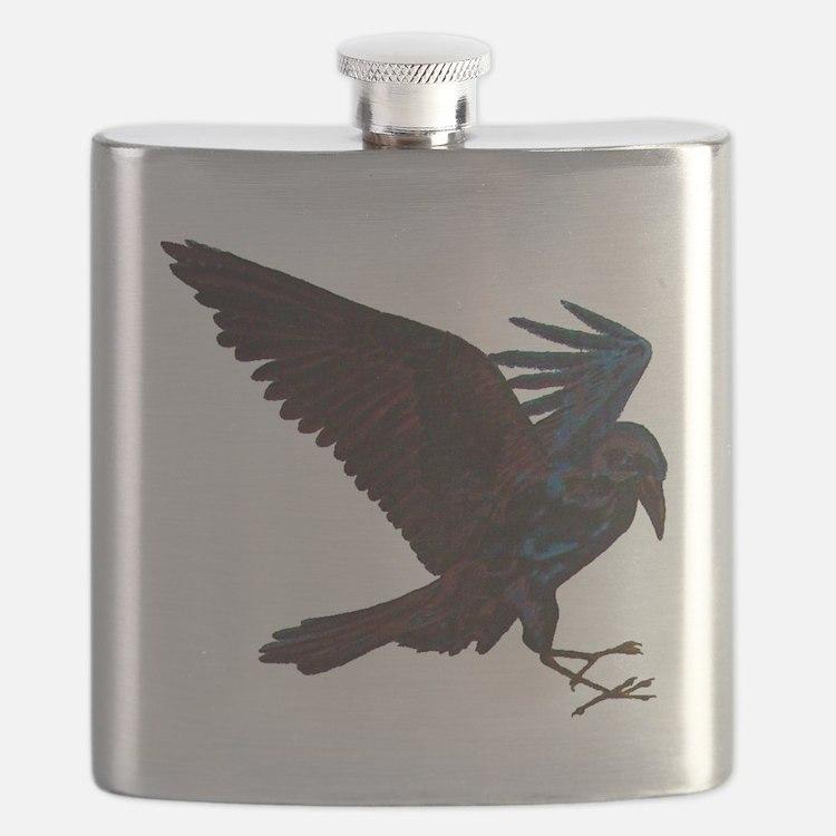 Odin's Raven Flask
