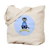 Cat trek Regular Canvas Tote Bag