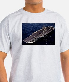 USS George Washington Ship's Image T-Shirt