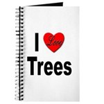 I Love Trees Journal