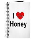 I Love Honey Journal