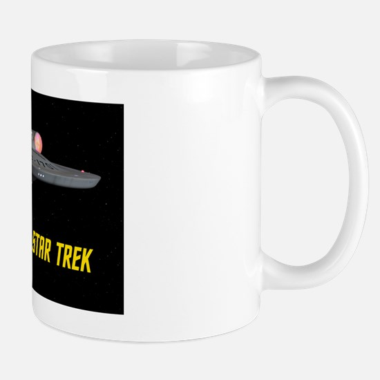 Poster Quality TOS Enterprise Mug