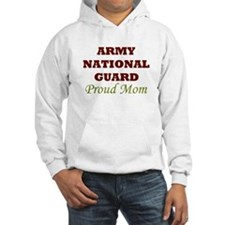 National Guard Proud Mom Hoodie