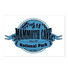 mammoth cave 2 Postcards (Package of 8)