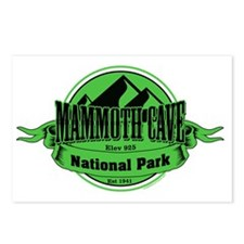 mammoth cave 5 Postcards (Package of 8)