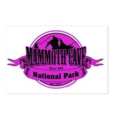 mammoth cave 3 Postcards (Package of 8)