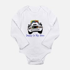 Daddy Is My Hero Body Suit