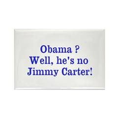 Obama? No Jimmy Carter Magnets